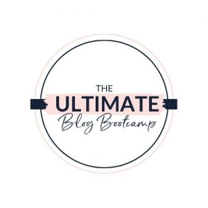 Logo for the Ultimate Blog Bootcamp
