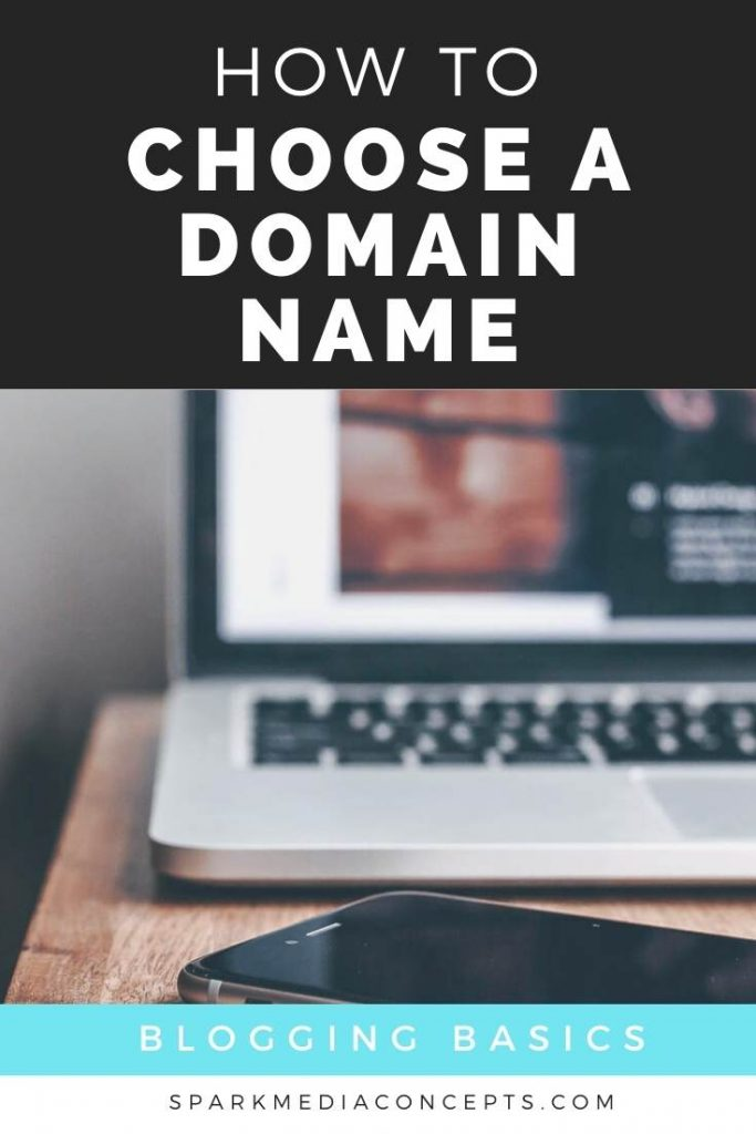 how to choose a domain graphic with computer photo